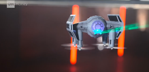 Star Wars Drone Promotional new drones